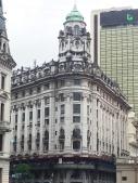 Arquitetura clássica e colonial.