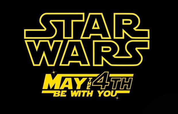 Que o Quarto (de maio) esteja com você!