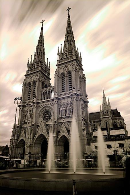Foto da Basílica de Luján - Foto: Luis Argerich