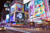 O que seria da Broadway sem suas luzes?