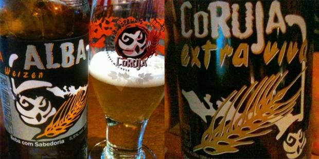 Cerveja Coruja, de Porto Alegre.