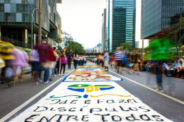 Centro do Rio de Janeiro.