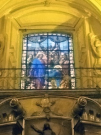 Vitral da Catedral de Buenos Aires