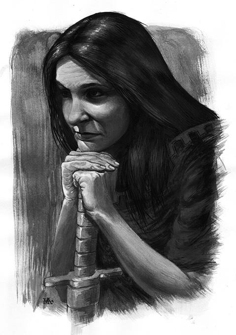 Ilustrações de Marcio Alessandri