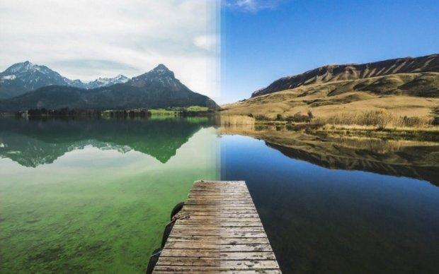 Alpes da Austria e Drakensberg Africa do Sul.