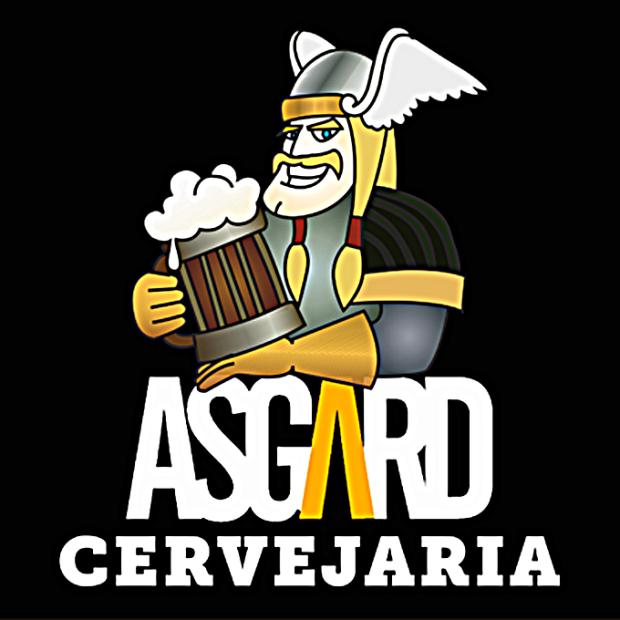 Asgard Cervejaria - Lembrou de algum deus nórdico?