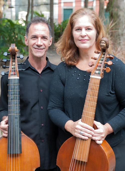 Kristina Augustin e Mario Orlando