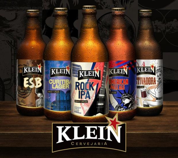 Vai uma Klein?