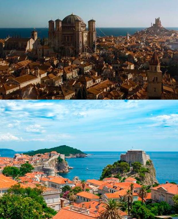Porto Real -Dubrovnik, Croácia