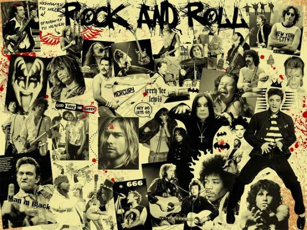 Os diferentes estilos dentro do Rock, o mais mundial de todos os ritmos.