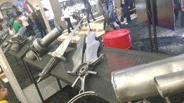 armas exposicao shop transformers a bussola quebrada