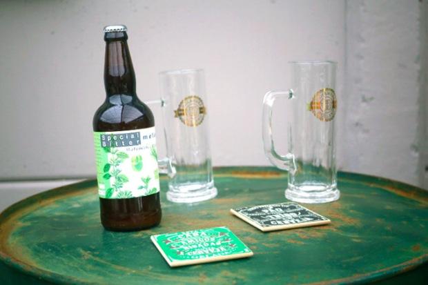Esta cerveja nós descobrimos em Holambra, lembra?