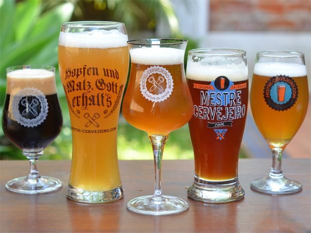 Escolha sua preferida. Tem cerveja para todo gosto!