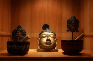 destacada Templo zu lai mix aventuras buda