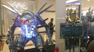 exposicao analia shop transformers a bussola quebrada