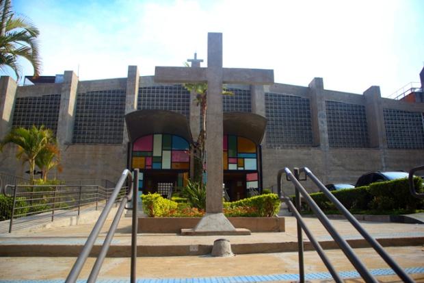 Paróquia Santa Maria Madalena e São Miguel Arcanjo - Igreja Matriz de Vila Madalena.