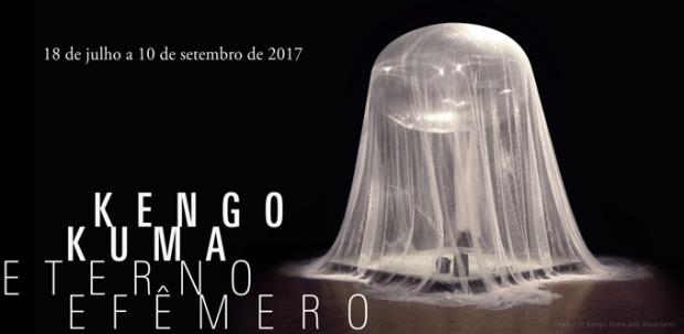 As esculturas espectrais de Kengo Kuma.