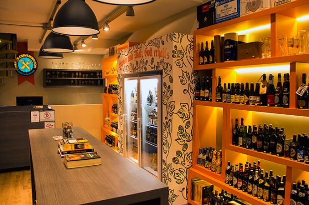 Loja Mestre-Cervejeiro