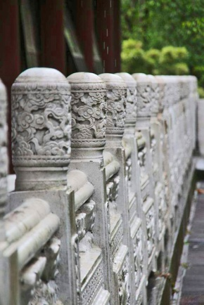 ornamentos templo zu lai mix aventuras