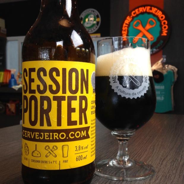 Cerveja gostosa pode ser preta também. Esquece isso de que só a amarela é cerveja.