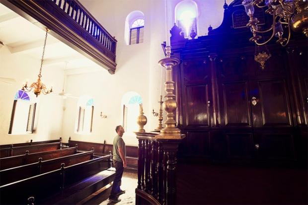 Synagoga Mikvé Israel - Emanuel: em Curaçao.