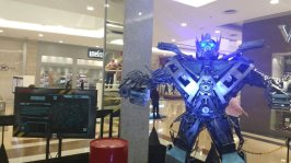 transformes shopping a bussola quebrada