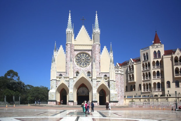 Basílica dos Arautos do Evangelho