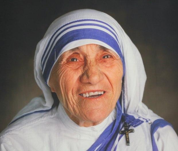 Madre Teresa de Calcutá, a homenageada do Dia do Irmão.