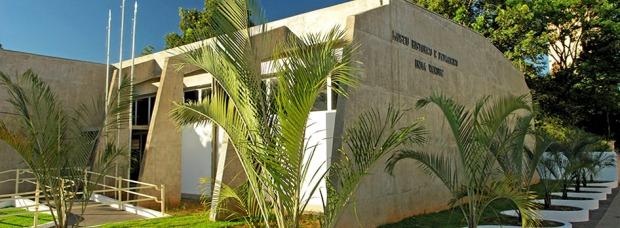 Museu Índia Vanuíre, em Tupã - SP