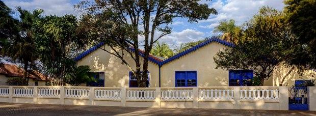 Museu Casa de Portinari, em Brodowski/SP