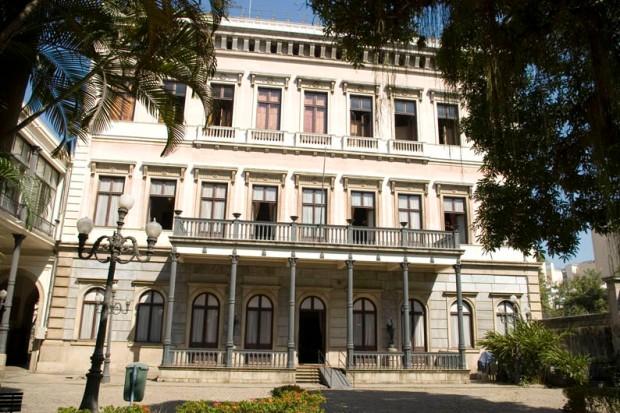 Museu da República, Rio de Janeiro.