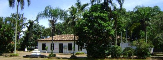 Museu Monteiro Lobato, em Taubaté/SP.