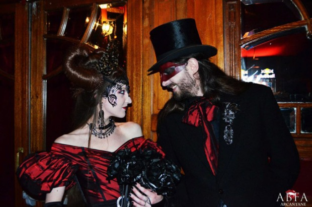 The Endless Night Vampire Ball.