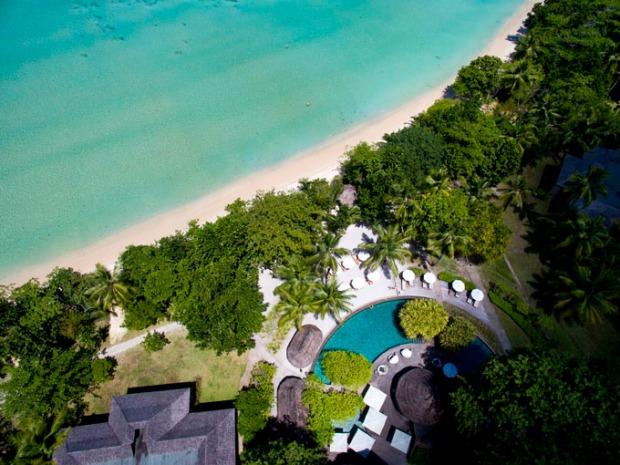 Ephelya, Seychelles.