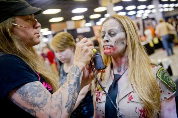 Little 5 Points Halloween Festival & Parade; e Walker Stalker Com, em Atlanta (GA)