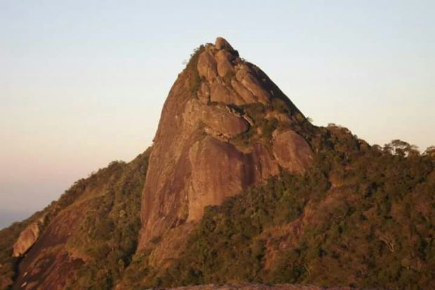 O Pico do Lopo.