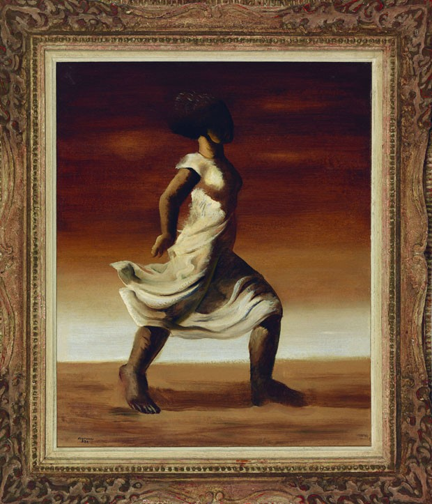 A arte faz isso de emocionar a gente e fazer o espectador se sentir na pele do retratado.