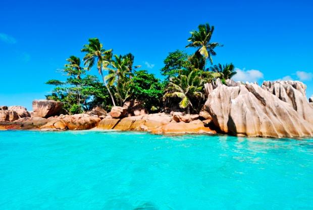 Ilha de Saint Pierre, Seychelles.