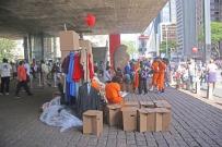O Vão-Livre do MASP é palco de manifestações políticas e artísticas.