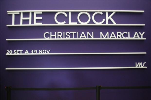 The Clock, de Christian Marclay.