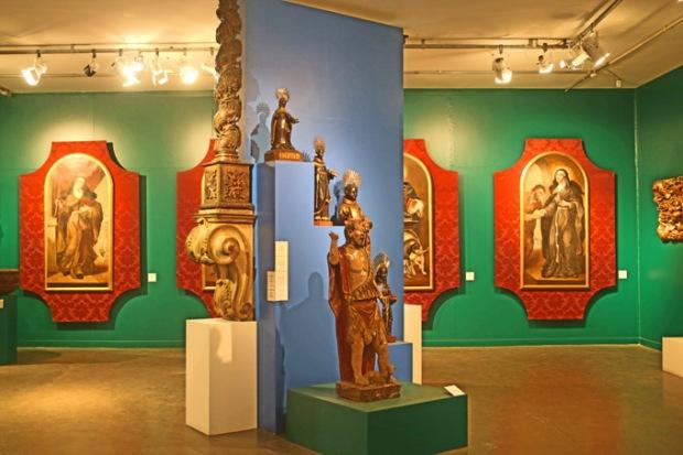 Exemplos de Barroco. A mais brasileira das escolas de arte.