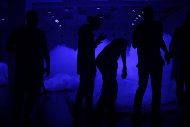Teatro das sombras na Japan House?