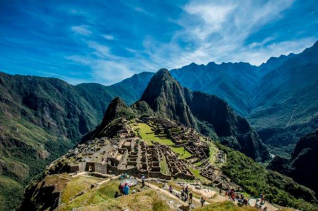 O sítio arqueológico de Machu Picchu está incluído nas trilhas.