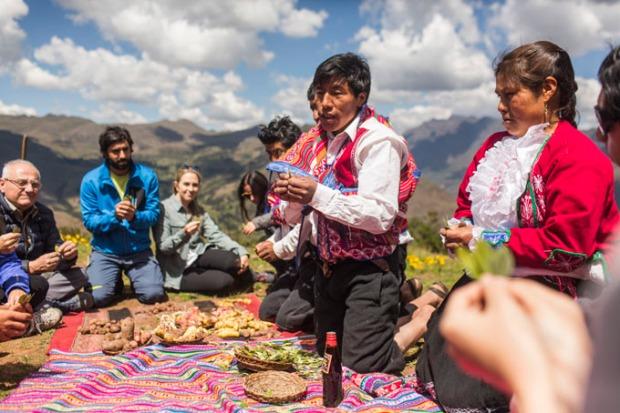 Imersão cultural em sua viagem ao Peru.