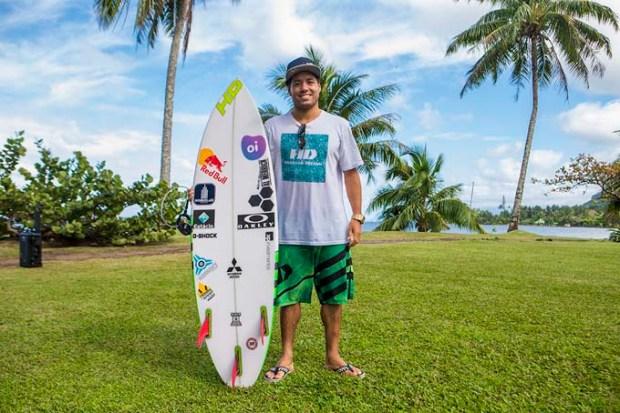 Adriano de Souza, o Mineirinho, também vai fazer parte da programação.