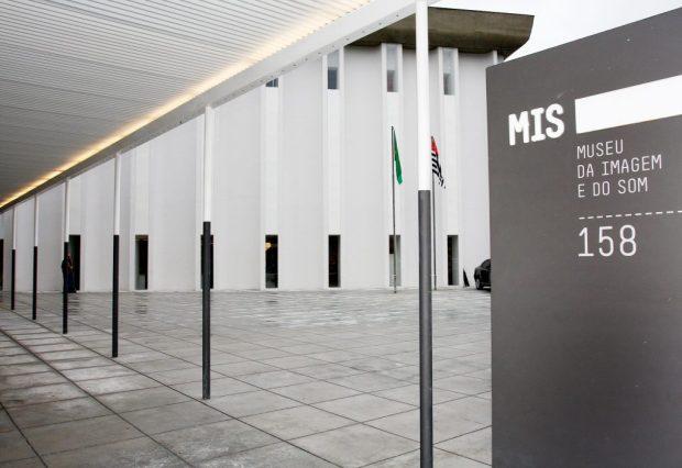 MIS - Museu da Imagem e do Som, em São Paulo.