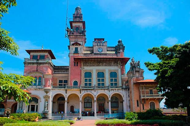 Museu Catavento Cultural - Antiga prefeitura de São Paulo e Palácio das Indústrias.
