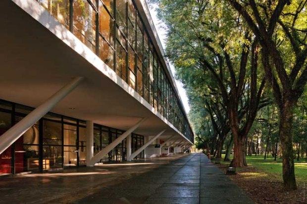 Museu Afro Brasil, no Parque do Ibirapuera