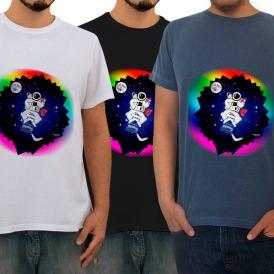 Camisetas para quem gosta de David Bowie.