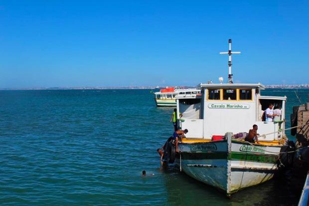 Cavalo Marinho vai navegar pelo azul de além mar.